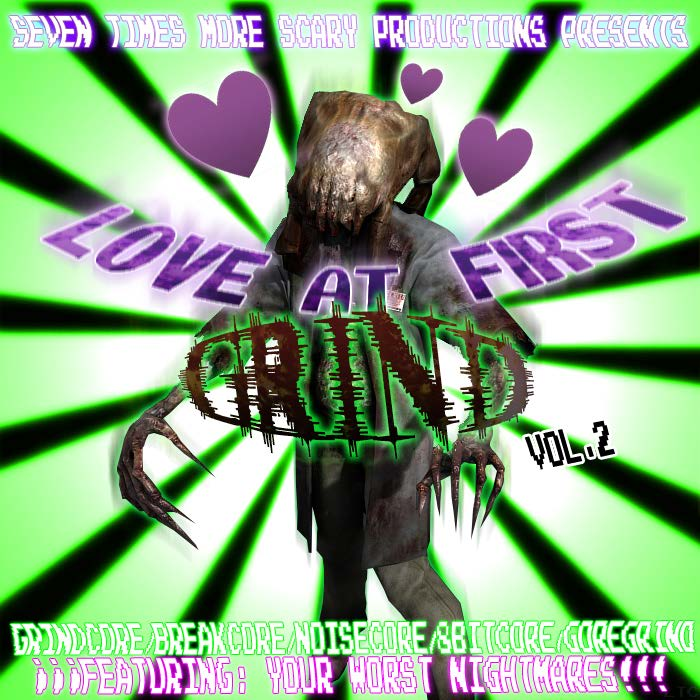 "V/A ""Love At First Grind"" volume 2 compilation"